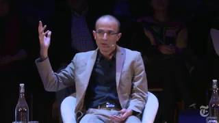 How Thomas Friedman and Yuval Noah Harari Think About The Future of Humanity