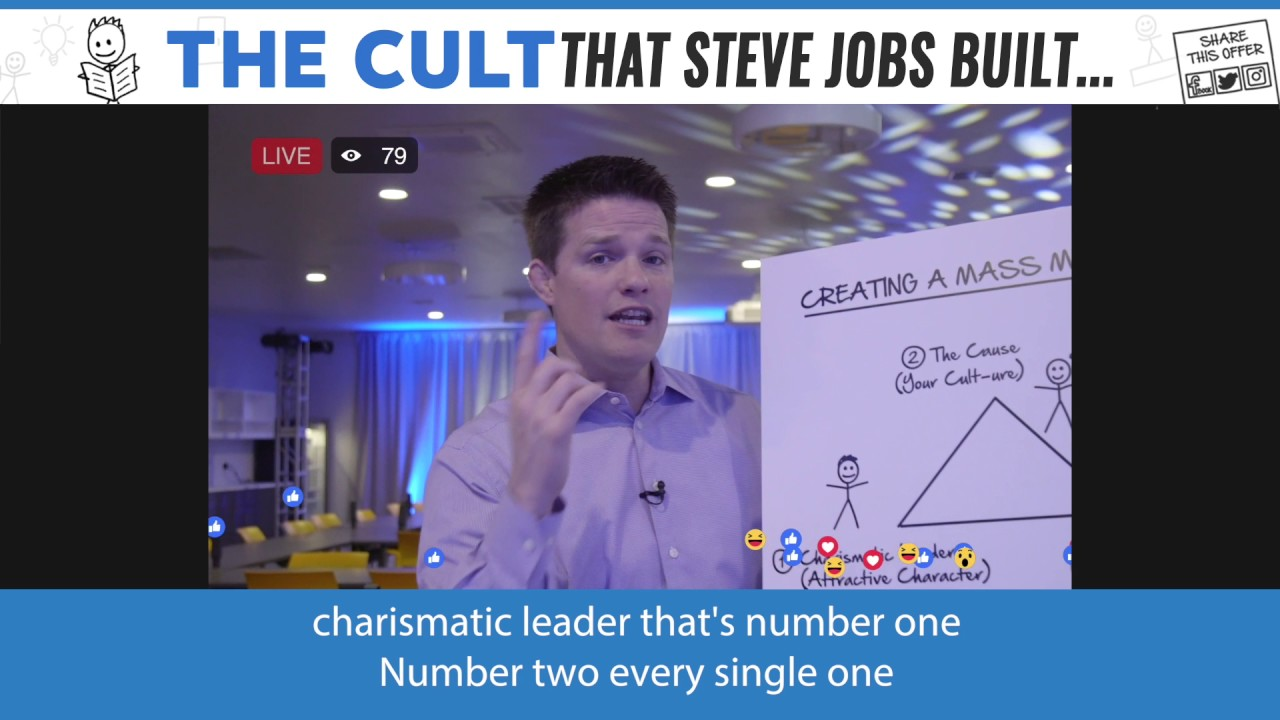 The Cult That Steve Jobs Built