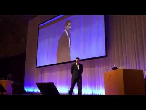 SelfKey Founder Edmund Lowell @ Blockchain & Cryptocurrency Conference by Blockchain Labo in Tokyo