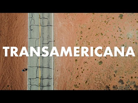 WATCH: Transamericana With Rickey Gates