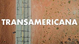 Transamericana with Rickey Gates running 3700 miles across America | Salomon TV