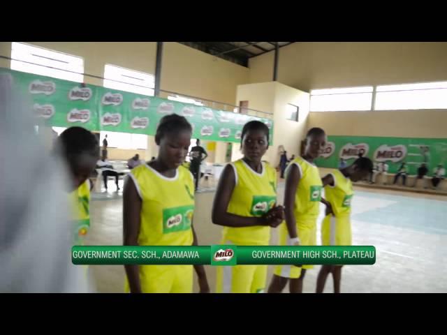 MBC 2016 - Confluence Conference (Girls Classification: Adamawa vs. Plateau)