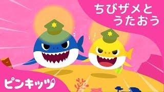 サメのおまわりさん | サメのかぞく | ちびザメとうたおう2 | どうぶつのうた | ピンキッツ童謡