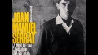 Joan Manuel Serrat - Canta Les Seves Cancons - EP 1965