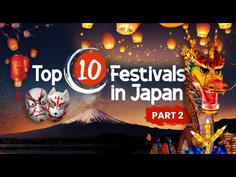 What Are The Top 10 Japan Festivals? Part 2