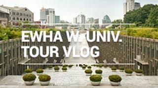 ewha womans university tour vlog