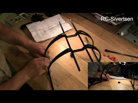 My First Quadcopter Build - Landing Gear (Part 1)
