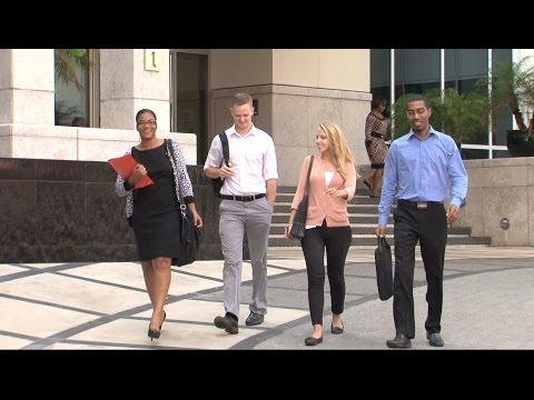 PwC Bermuda Recruitment Video