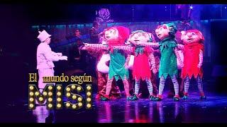 Misi, precursora del teatro musical en Colombia, sabe cómo hacer realidad los sueños