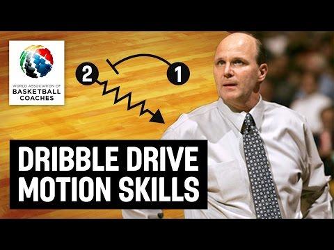 Dribble Drive Motion Skills - Vance Walberg - Basketball Fundamentals