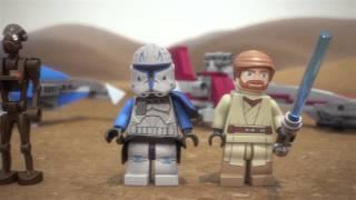 LEGO® Star Wars™: BARC Speeder…