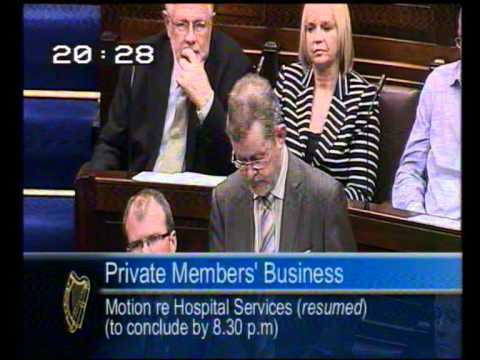 Michael Colreavy - Roscommon Hospital Services