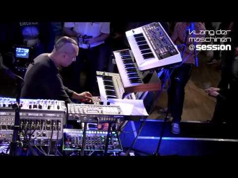 Anthony Rother - Klang der Maschinen (Live At Session Music Frankfurt 2014)