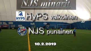 HyPS valkoinen vs NJS punainen 10.2.2019
