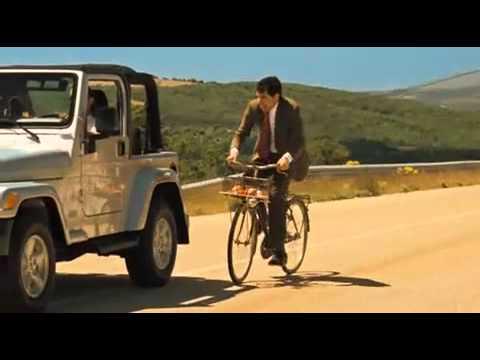 Mr. Bean Holiday bike ride  _Crash_ by Matt Willis.mp4