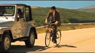 Mr. Bean Holiday bike ride - _Crash_ by Matt Willis.mp4