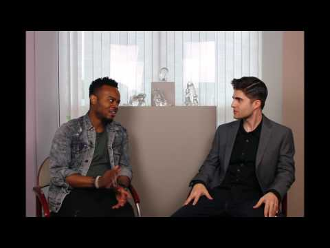 Brandon Jay @IAMBRANDONJAY Exclusive Interview with Travis Greene @TRAVISGREENETV