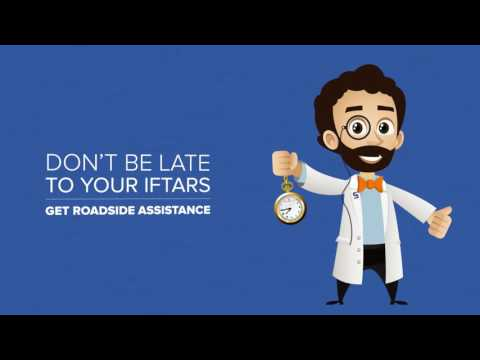 Sam's Tip: Get Roadside Assistance with Car Insurance