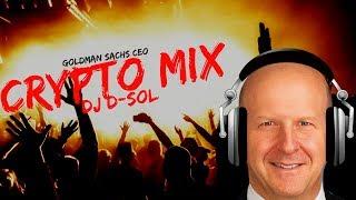 Bitcoin Crypto Mix - Fleetwood Mac - Don't Stop Remix by D-SOL thumbnail