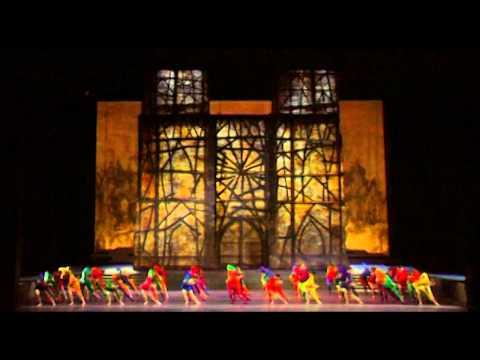 """""""Notre-Dame De Paris"""" -  Roland Petit"""