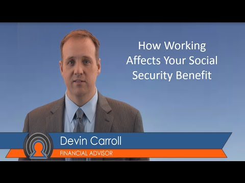 The Social Security Earnings Limit