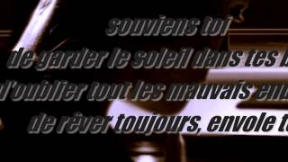 Souviens-toi....... FLORENT PAGNY (Paroles