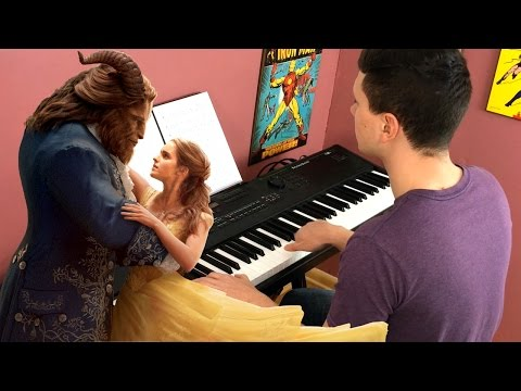 Disney's Beauty and the Beast (2017) - Piano Medley (the sing-alongs)