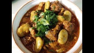 MEMORIES OF MALTA  FUL BIL-LAHAM (Broad Beans with Meat)