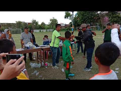 SURYANAGA Galing Surabaya Juara 1 Dan The Best Player ,Mitra Juara 2,maestro Juara 3 DiTurnamen SSF