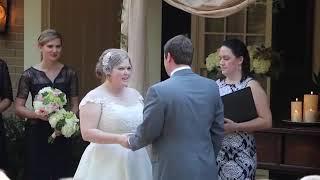 Блеванула на свадьбе