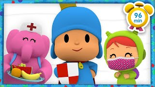 🖐 POCOYO in ENGLISH - What are children's rights? [96 min] Full Episodes |VIDEOS & CARTOONS for KIDS