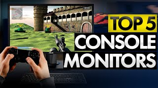... ➜ links to the best monitors for console we listed in this video: ►us links◄ 5. benq rl2455 - https://amzn.to...