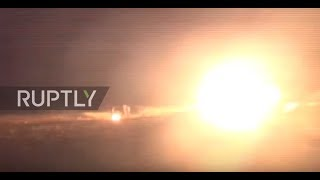 Syria: Russian MoD release footage of military operation to retake al-Hadar
