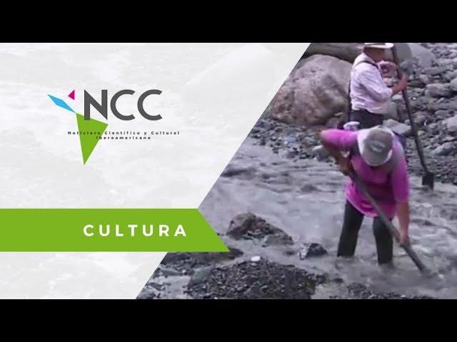 Mujeres abren camino en minas - COL - AFP / Cultura / NCC 28 / 12.02.18