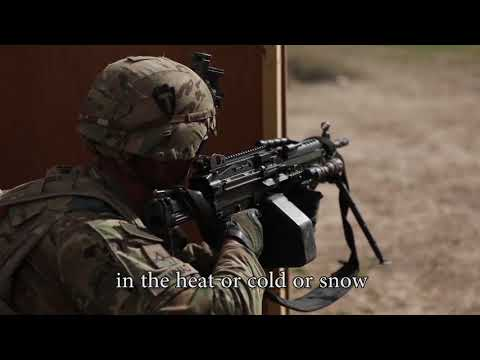10th Mountain Division Song TEST