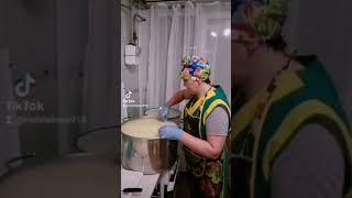 Сыр Маасдам в домашних условиях Рецепт