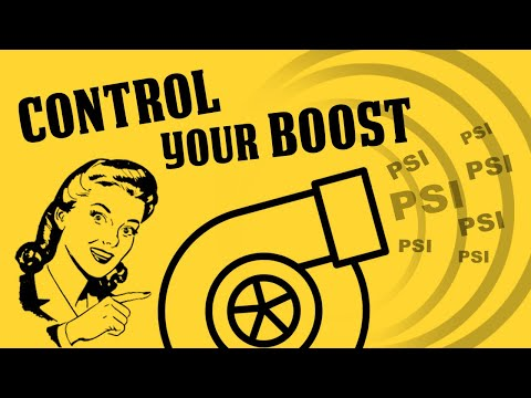 How Turbo Boost Control Works | TECH TUESDAY