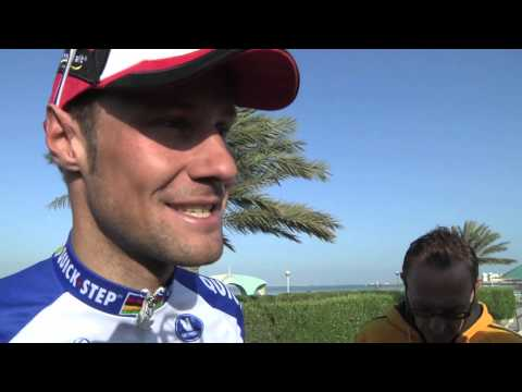 Boonen puts injury troubles behind him at Tour of Qatar
