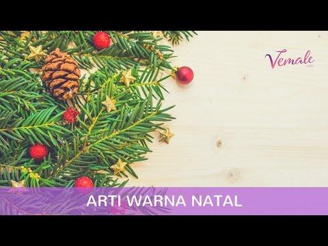 Arti Warna Natal