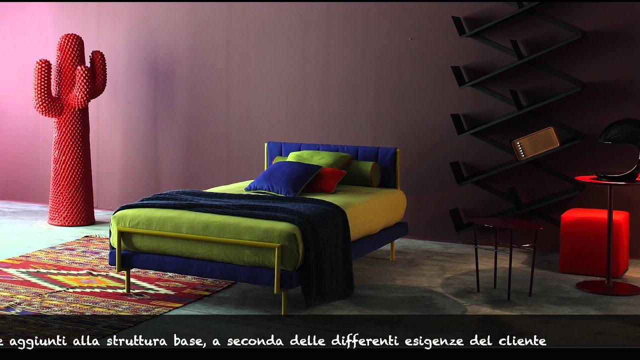 Camaleo di twils design studio thesia progetti youtube for Max 4 set letto