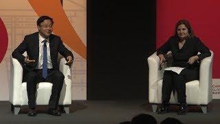 MIT China Summit: Daniela Rus and Qingfeng Liu