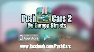 "Trailer oficial ""Push-Cars 2: On Europe Streets"""