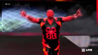 The Beast from the East Bam Bam Bigelow WWE2K16 Entrance