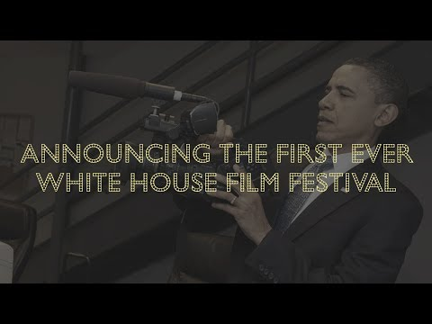 Announcing the White House Student Film Festival