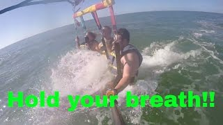Parasailing Gone Wrong!!!