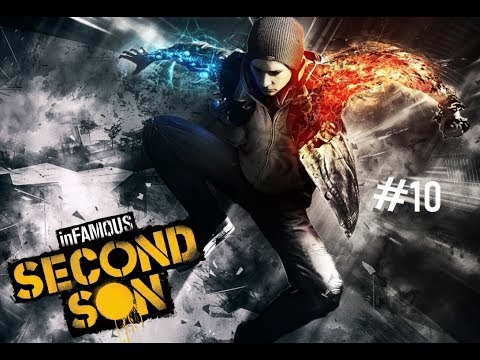 InFAMOUS Second Son: Part 10 - Pictures And Neon Things
