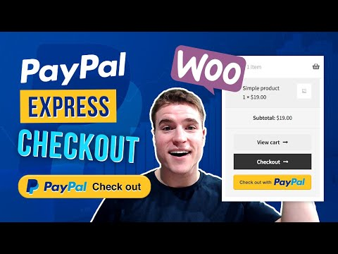 How To Setup PayPal Express Checkout On WooCommerce?