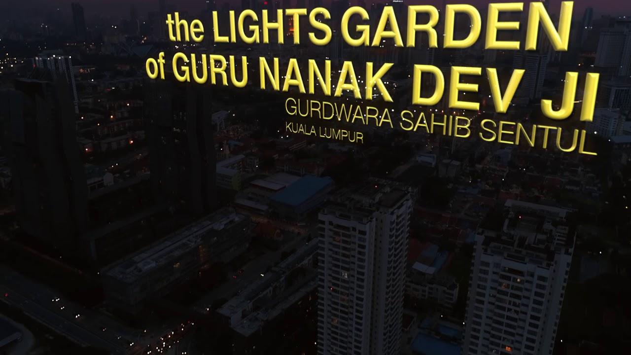 550th Birth Anniversary Celebration | Lights Garden of Guru Nanak Dev Ji