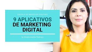 9 Aplicativos de Marketing Digital para Celular | Todo empreendedor digital precisa ter estes Apps!