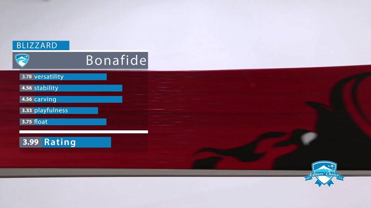 2015 Blizzard Bonafide